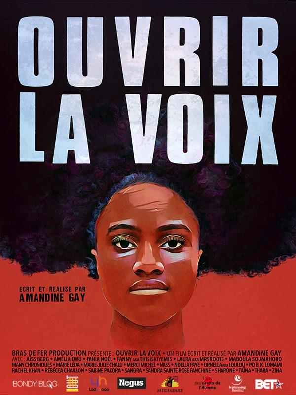 «Ouvrir la Voix», Amandine Gay nous livre un documentaire poignant