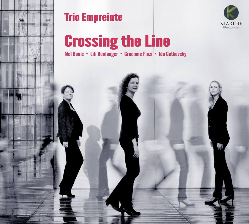 Le Trio Empreinte parle musique contemporaine et compositions de femmes avec l'Eicar [Culturoscope]