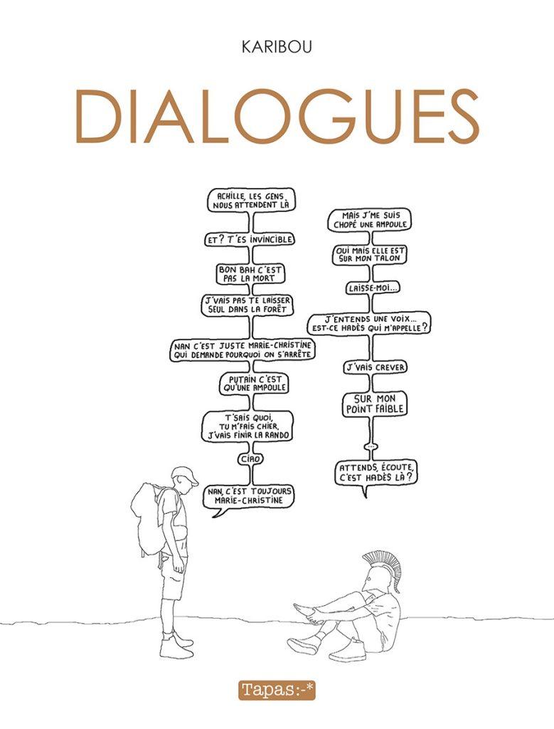 Les «Dialogues» anachroniques de Karibou