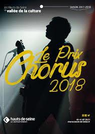 Encore quelques jours pour postuler au Prix Chorus 2018