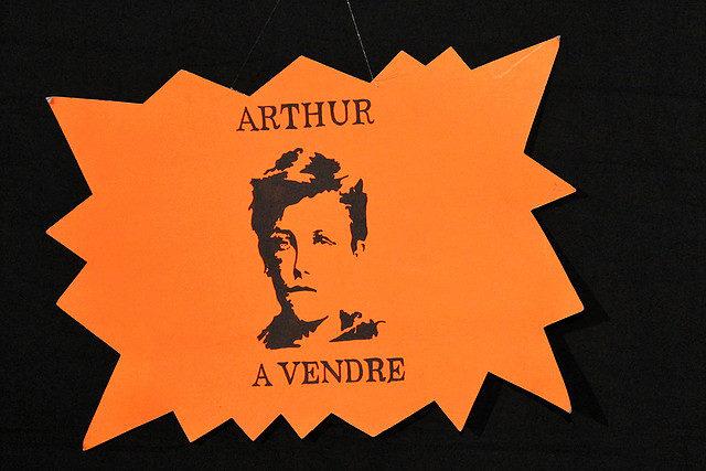 «Arthur à vendre», la vie de Rimbaud dispersée en objets [FMTM 2017 OFF]
