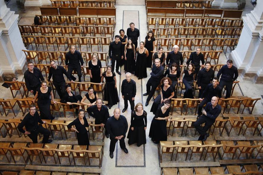 Musica 2017, Ouverture : La Passion selon Michaël Levinas, une musique pour un monde sans rédemption