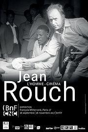 Jean Rouch, «L'homme-cinéma» à la BNF