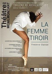 La femme tiroir de la divine Wedia au Théâtre de Ménilmontant
