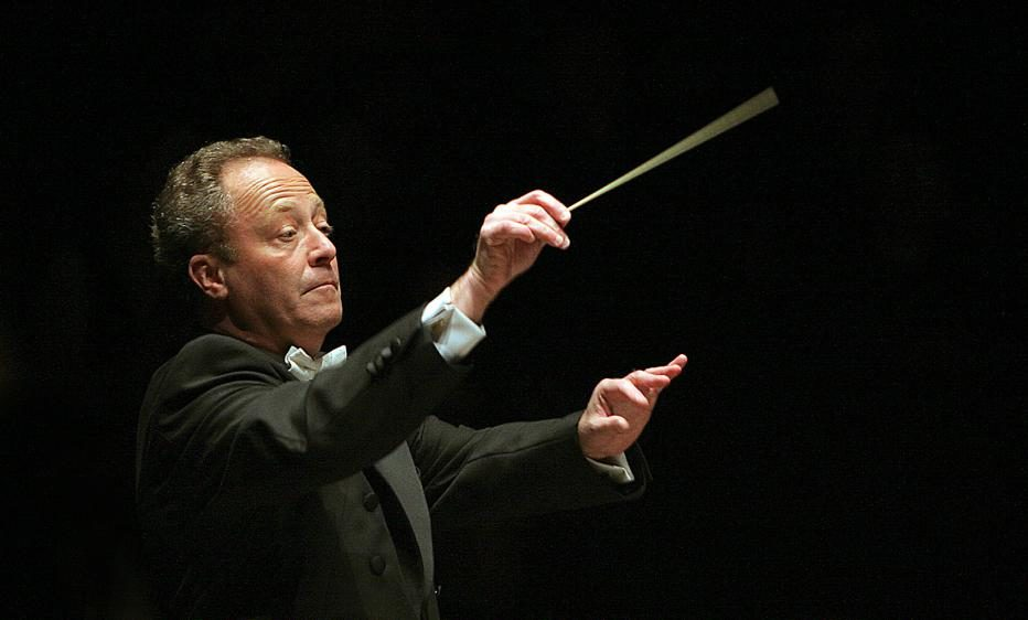 Un premier concert de haut vol pour Emmanuel Krivine à la tête de l'Orchestre National de France