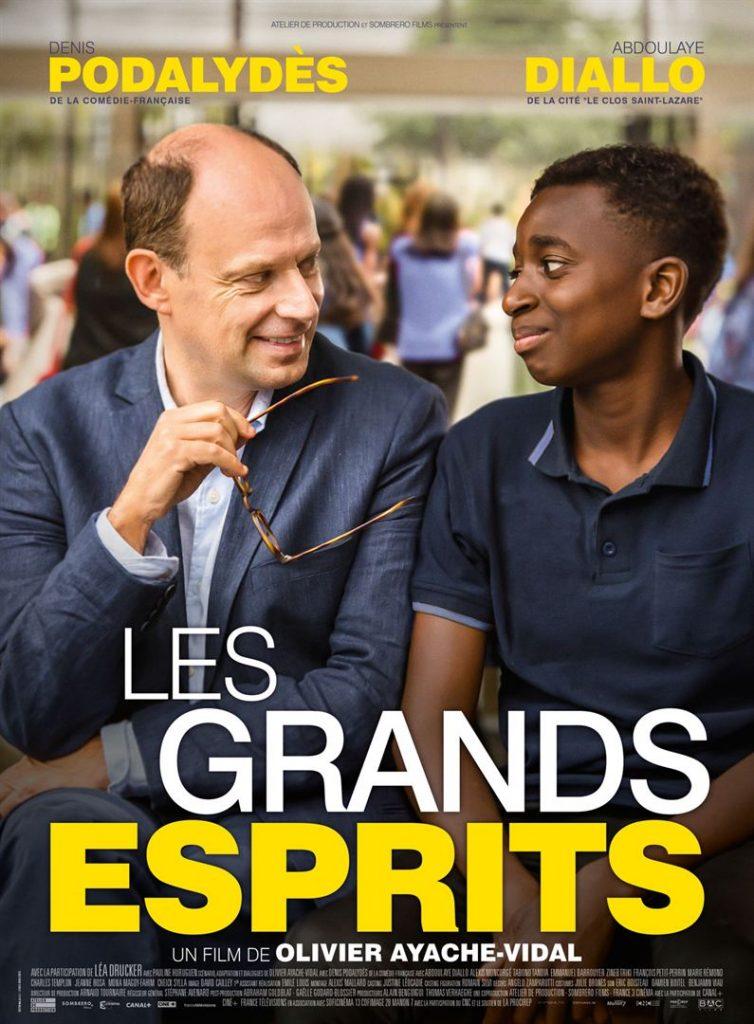 [Critique] du film « Les grands esprits » Denis Podalydès, super-prof sauveur de jeunes de banlieue