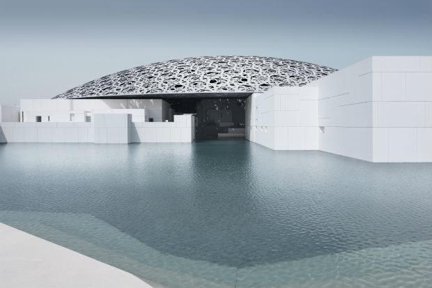 Le Louvre Abu Dhabi ouvre enfin ses portes
