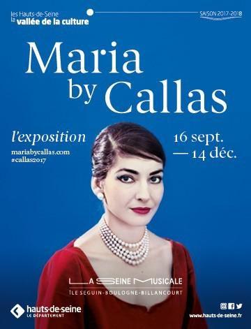 Maria by Callas : une diva absolue et intime à la Seine Musicale