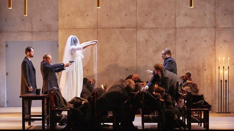 Avec Raphaël Pichon et Katie Mitchell, Miranda sort de l'ombre de Prospero à l'Opéra Comique
