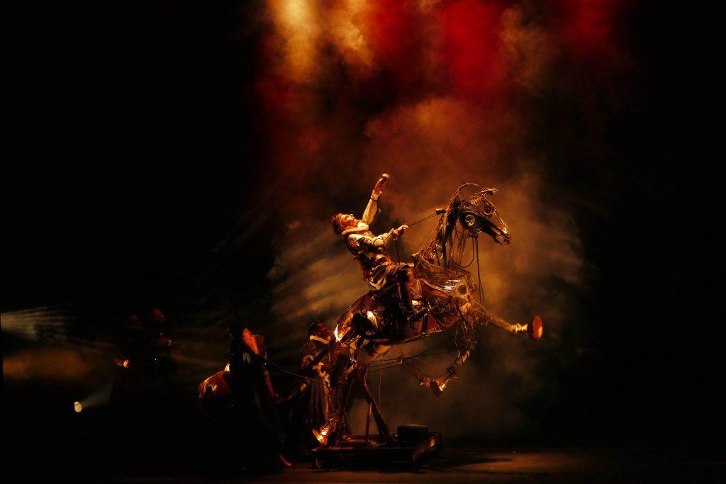 «Don Quichotte», grandes promesses et petite déception [Festival Mondial des Théâtres de Marionnettes]