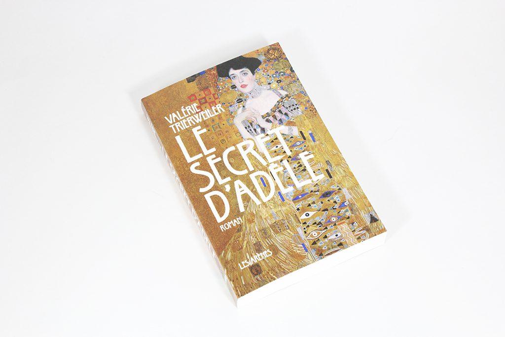 «Le secret d'Adèle» : Valérie Trierweiler redonne vie à la muse du tableau de Klimt, «La Dame en or»