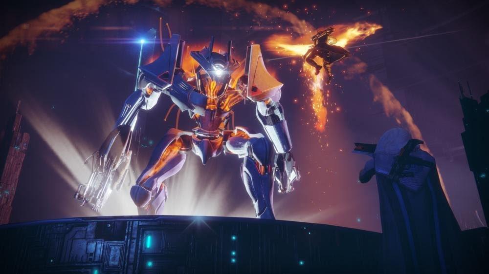 Destiny 2 : Une nouvelle campagne au fin fond de l'univers !