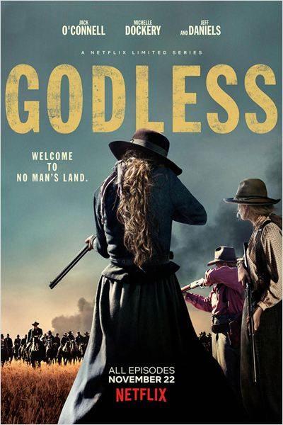 Découvrez «Godless», la nouvelle série originale de Netflix signée Soderbergh