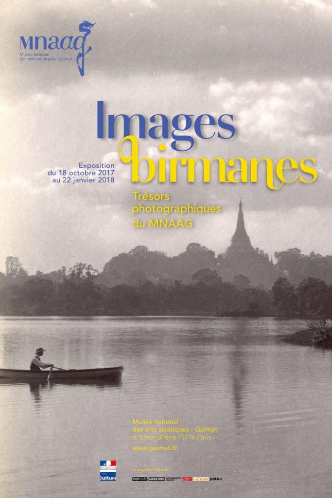 Images birmanes, voyage photographique au Musée Guimet