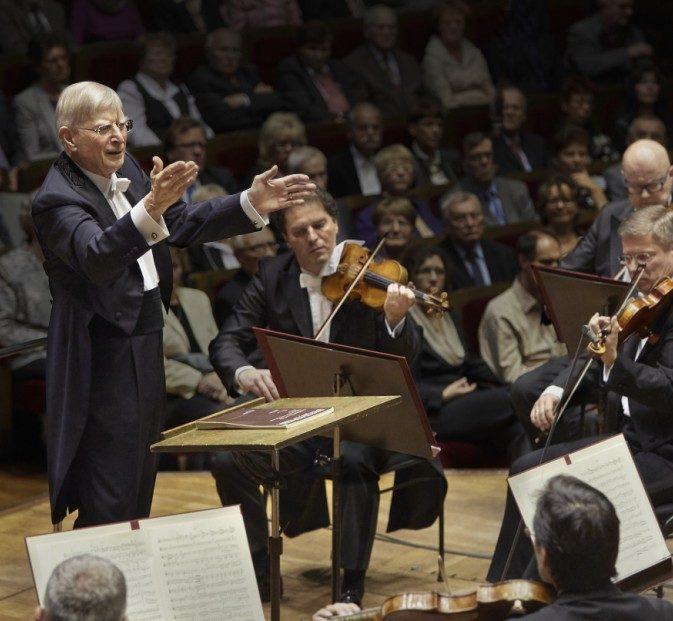 La musique allemande en majesté avec le Gewandhausorchester Leipzig sous la direction de Herbert Blomstedt à la Philharmonie