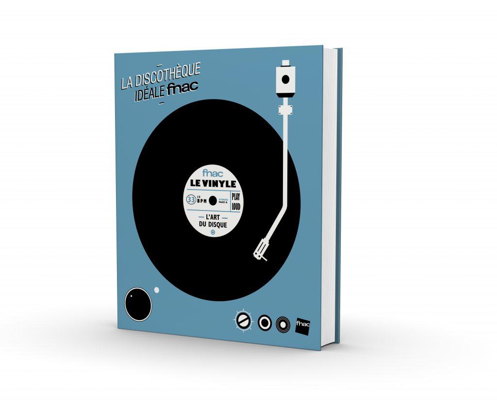La discothèque idéale – l'art du disque, Fnac le vinyle.