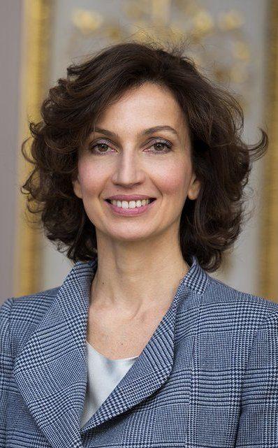 Une Française à la tête de l'Unesco