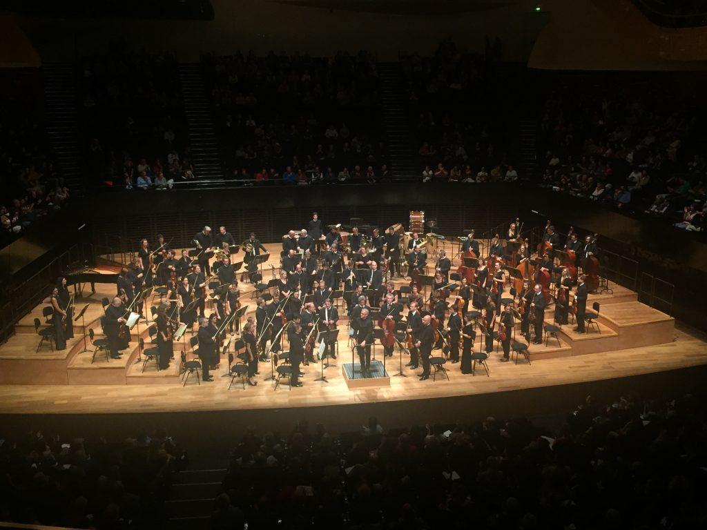 La Philharmonie de Paris n'a pas perdu le Nord