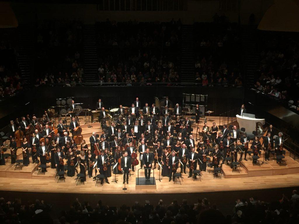 Wagner-Rihm-Mahler : la Philharmonie de Paris à l'heure allemande