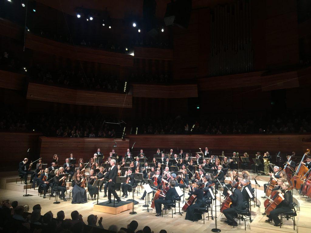 L'Orchestre de Radio France habité par Grieg et Bruckner