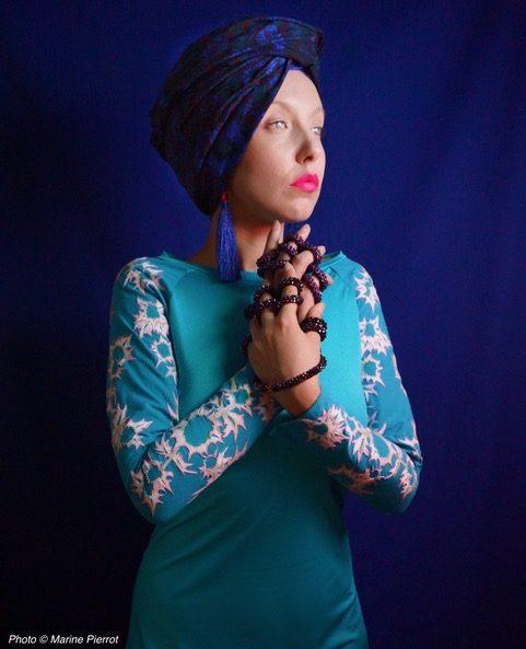 Julia Le Du, 29 ans, technicienne d'art restauratrice de tapis : portrait de métier