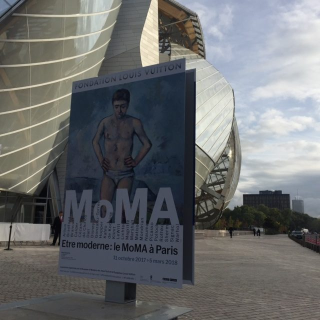 « Etre moderne », la Fondation Louis Vuitton invite le MoMa à Paris
