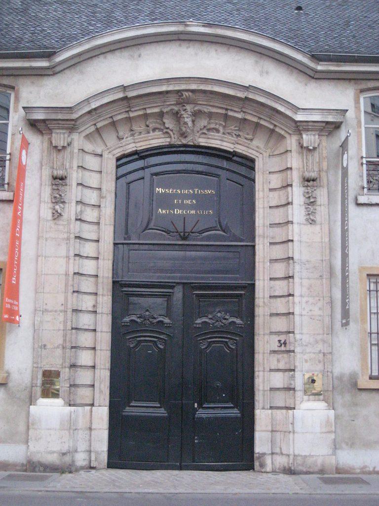 Le Musée des Tissus de Lyon sauvegardé