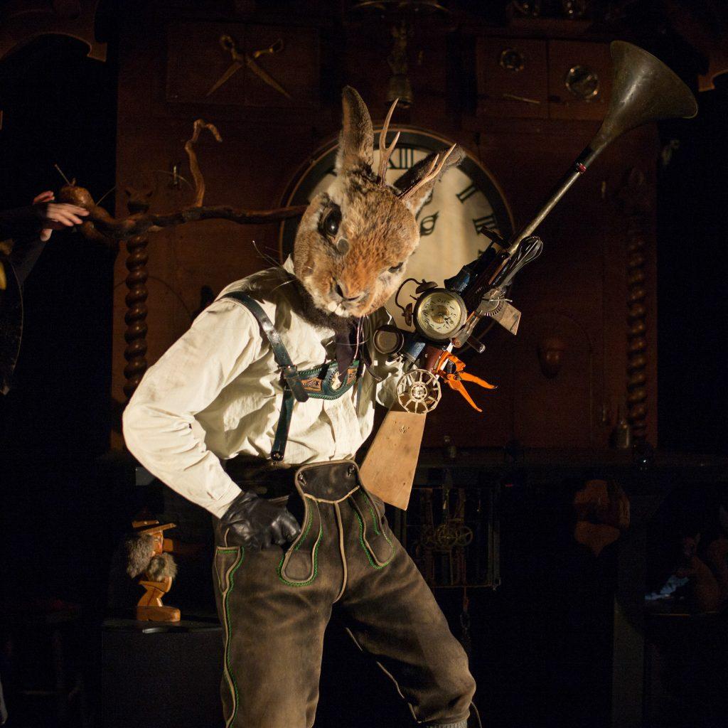 Beau, inventif, déjanté: «La valse des hommelettes», marionnettes et contes détraqués pour petits et grands [FMTM17]