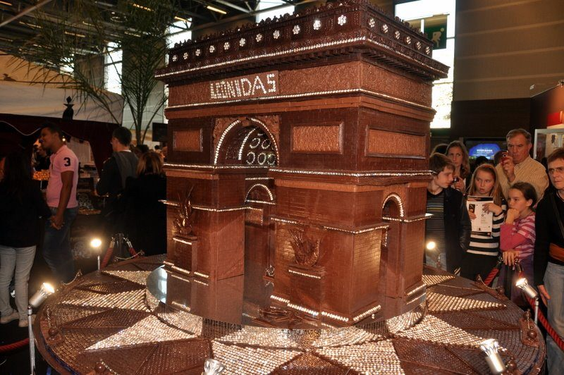 Le Salon du Chocolat fait son come back à Paris