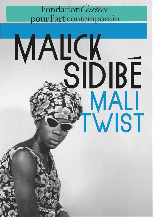 Malick Sidibé fait twister la Fondation Cartier pour l'art contemporain