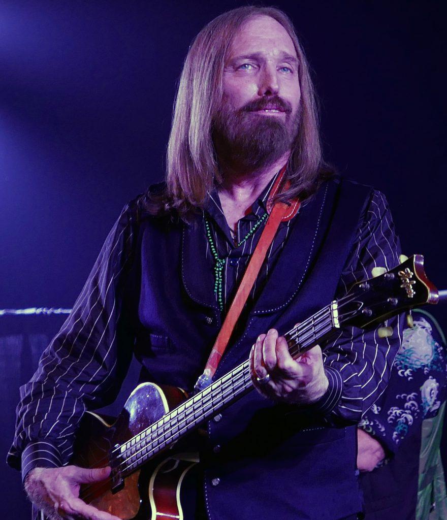 Disparition du chanteur et guitariste Tom Petty