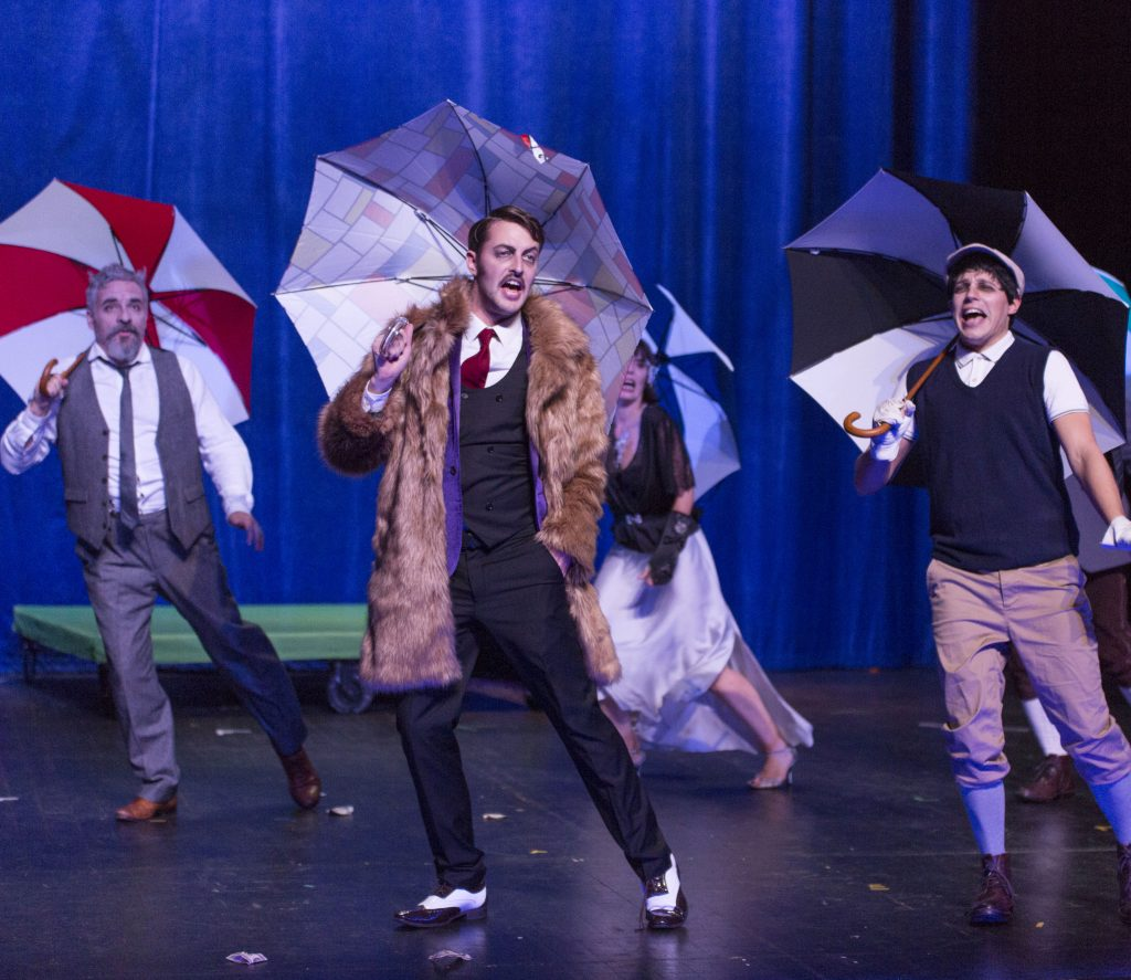 Légendes de la foret de Ödön Von Horváth Mise en scène par Yann Dacosta.