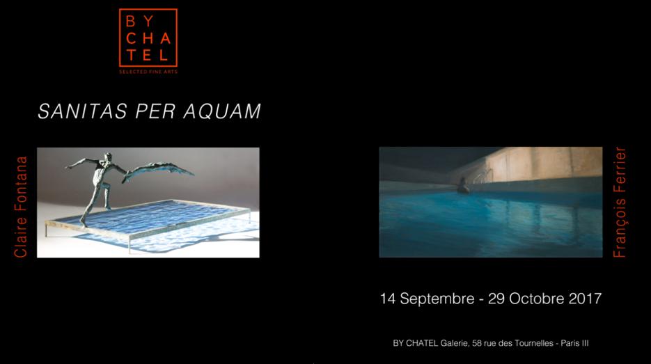 «Sanitas Per Aquam» : les eaux puissantes de François Ferrier et Claire Fontana