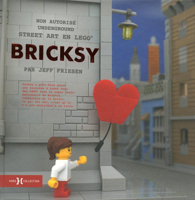 «Bricksy», un projet mutant entre Banksy et Lego