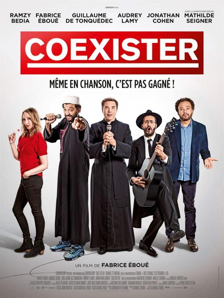[Critique] du film « Coexister » Fabrice Eboué confirme ses talents de satiriste