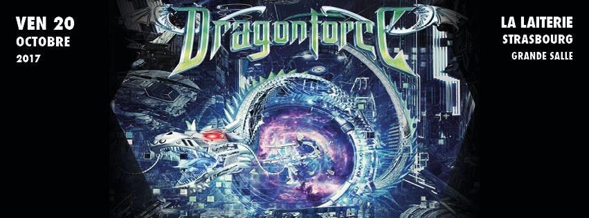 [Live report] Dragonforce à la Laiterie