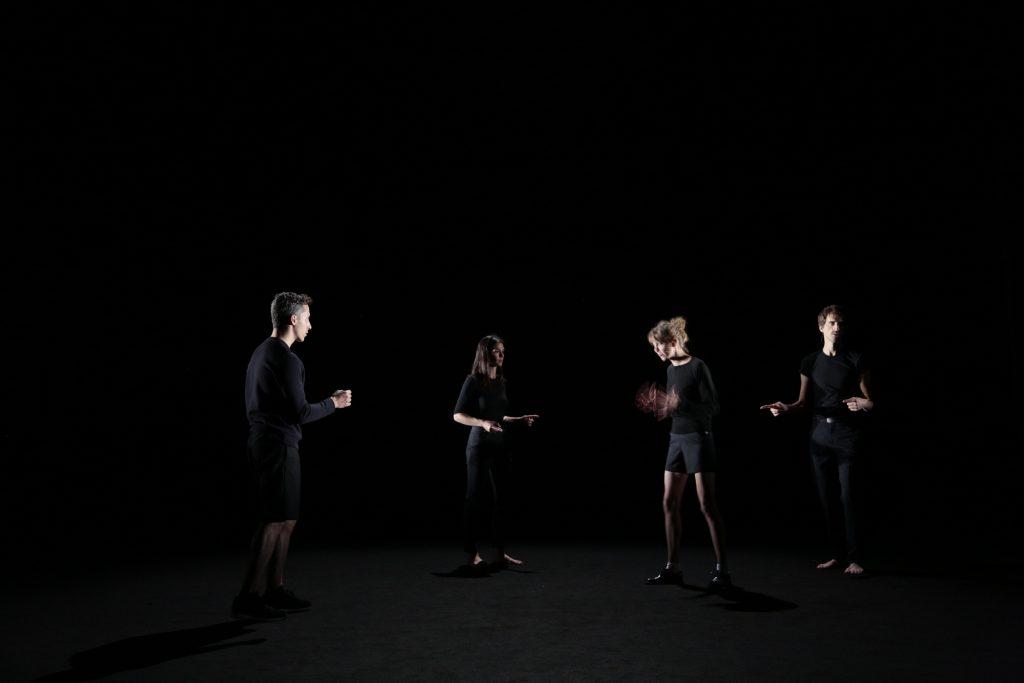 Ensemble Ensemble, les doublages de Vincent Thomasset au Festival d'Automne