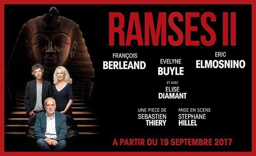Ramsès II, ou l'étonnante confusion des genres
