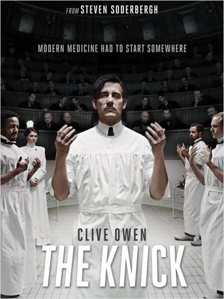 Steven Soderbergh explique les raisons de l'arrêt de sa série «The Knick»
