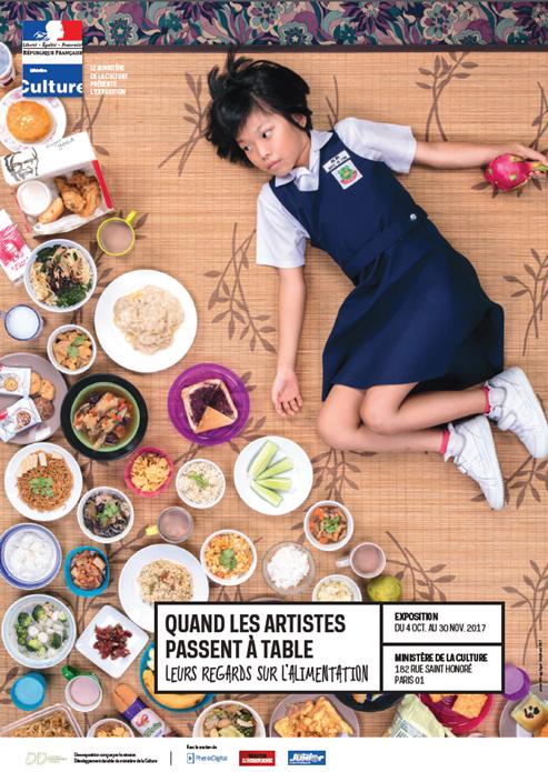 Quand les artistes passent à table, la culture en tournée culinaire