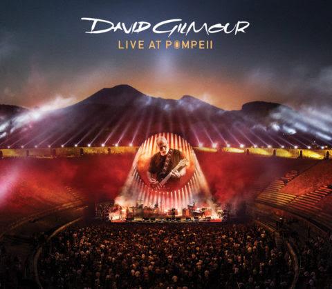 « Live At Pompeii » :David Gilmour de retourdans le mythique amphithéâtre romain !