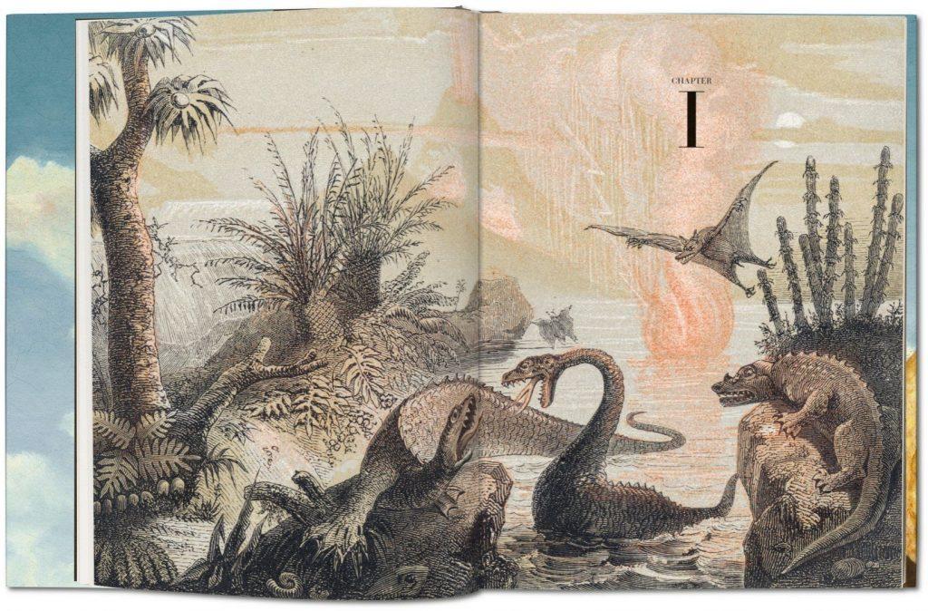 « Paleoart » Visions des temps préhistoriques par Zoë Lescaze et Walton Ford