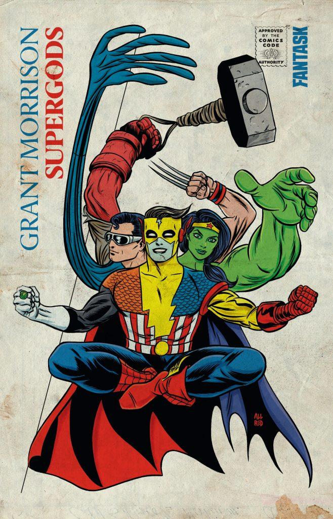 Les super-dieux de Grant Morrison
