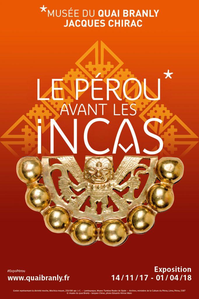 À la découverte du «Pérou avant les Incas» au musée du quai Branly – Jacques Chirac