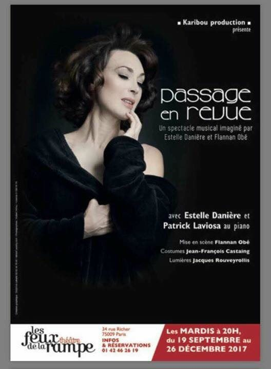 Le «Passage en revue» d'Estelle Danière aux Feux de la Rampe
