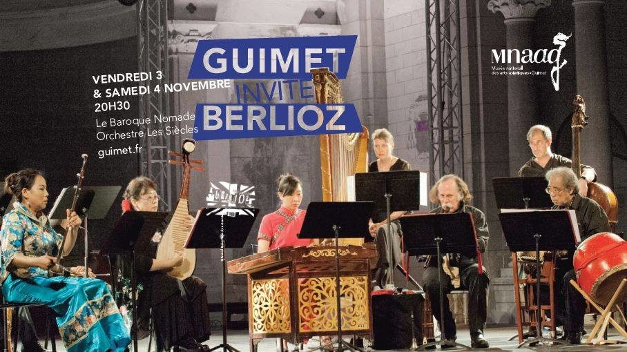 Guimet invite Berlioz