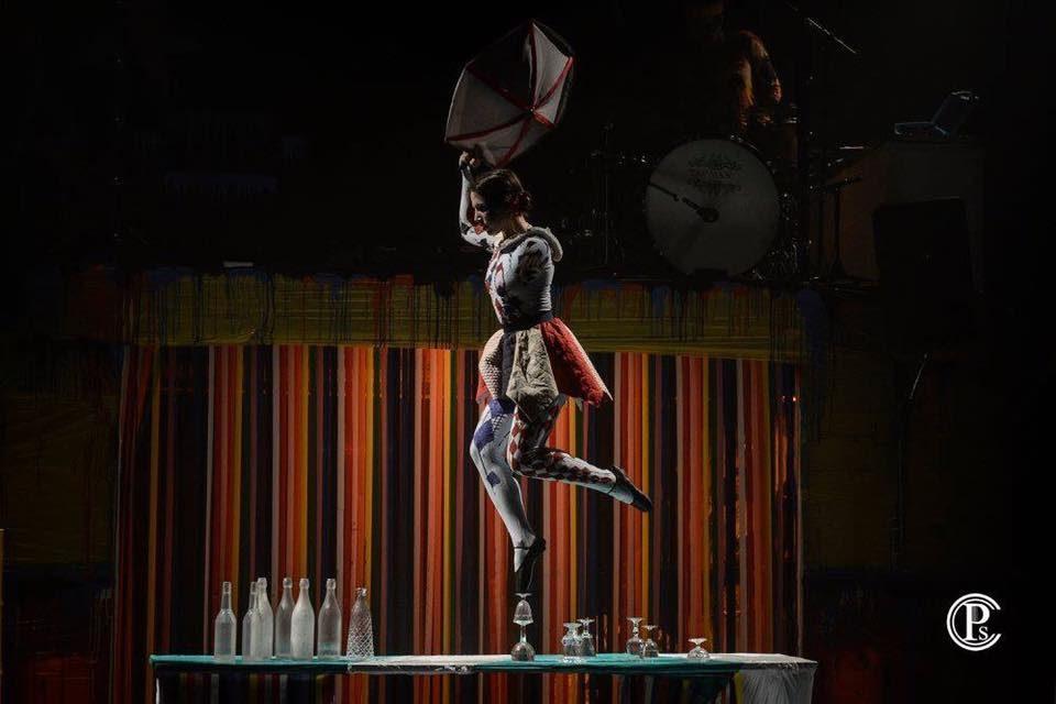 «Carnival», un spectacle de cirque conçu pour les mômes de tous les âges