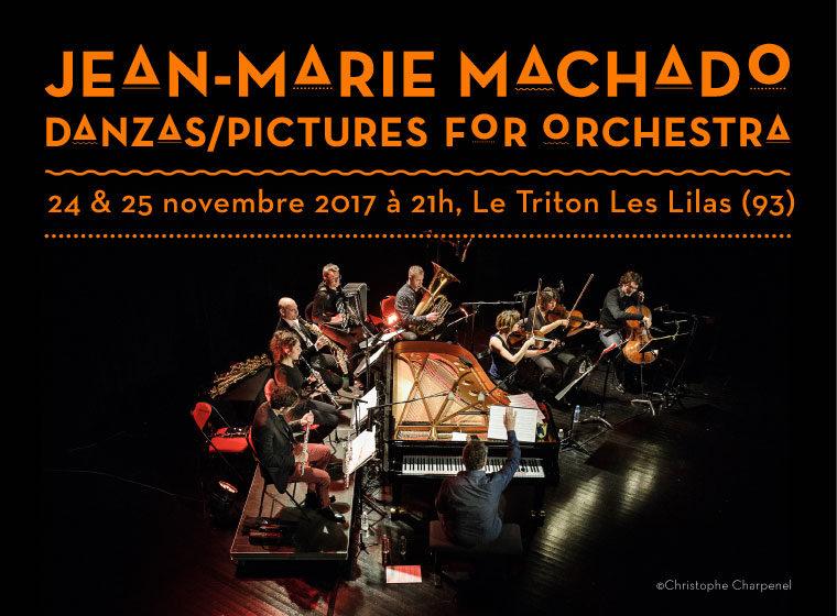Gagnez 3 X 2 places pour Pictures of orchestra (24 ou 25 novembre)