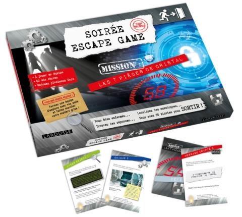 La hype ludique du moment : les Escape Games à domicile
