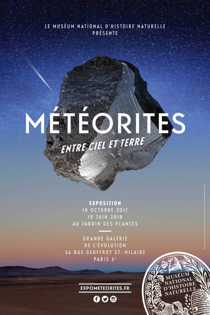 Météorites, entre ciel, Terre et imaginaire